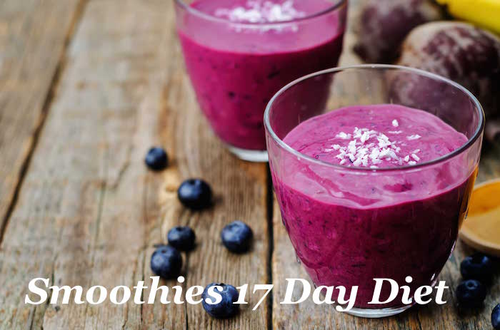 17 Day Diet Smoothie Recipe
